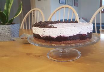 Blaubeer -Torte