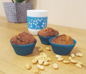 Erdnuss Muffins