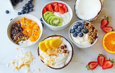 7 hitrih in zdravih zajtrkov