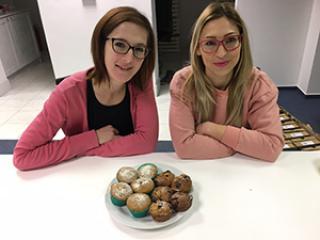 Gesunde Krapfen-Muffins