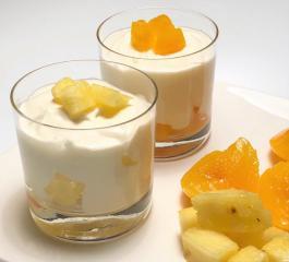 Jogurtov mousse