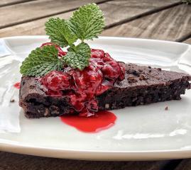 Čokoladna torta brez moke