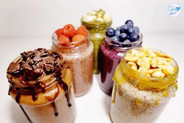 Pudding für Diabetiker