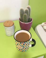 Veganska bulletproof kava