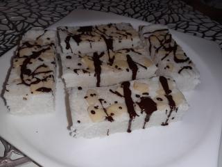 Kokosove ledene rezine