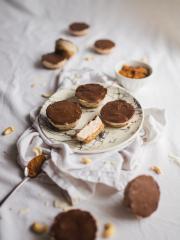Zdrave kokosovo-čokoladne skodelice