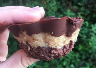 Arašidovi muffini