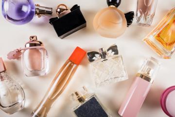 Ustavimo parfume v kozmetiki
