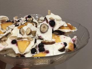 Zmrznjene jogurtove ploščice