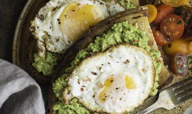 14 jednostavnih jela za zdrav doručak