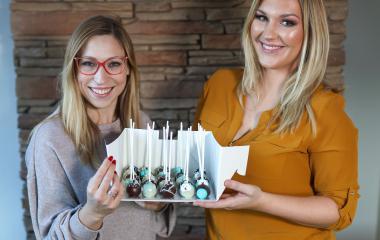VIDEO: Cake pops
