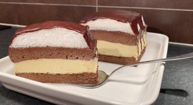 Soćni i kremasti kolač kao iz slastičarne