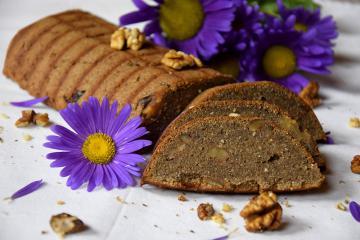 Heljdin kolač s orasima