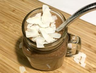 Proteinski kavni smoothie