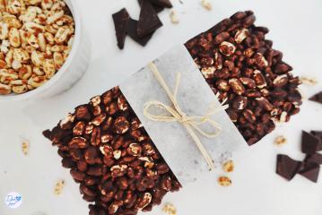 Pirina temna čokolada brez dodanega sladkorja