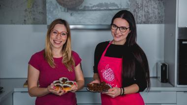 VIDEO: Beljakovinski browniji in muffini