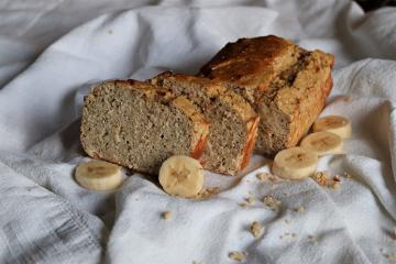 Proteinski bananin kruh