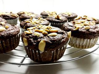 Čokoladni muffini od kikirikija
