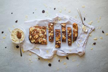 Bananin marmorni kruh