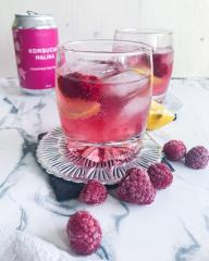 Pink Gin Kombucha