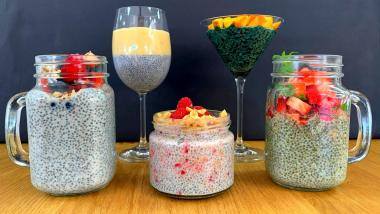VIDEO: Himmlische Chia Puddings