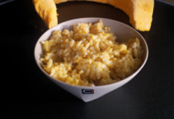 Bučna rižota