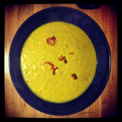 Kukuruzna juha