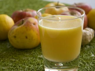 Lemon ginger blast