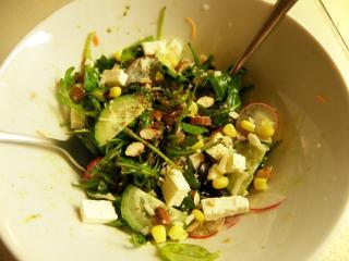Večernja salata
