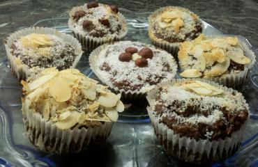 Lešnikovi muffini