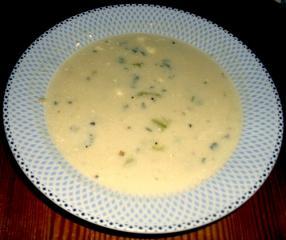 Bučkina juha z ajdovo kašo