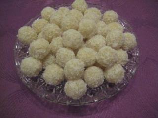 Kokos (rafaello) kuglice