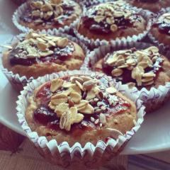 Zdravi muffini à la Maša