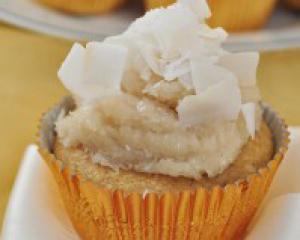 Vegan cupcakes od kokosa