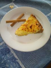 FIT pita brez moke in jajc