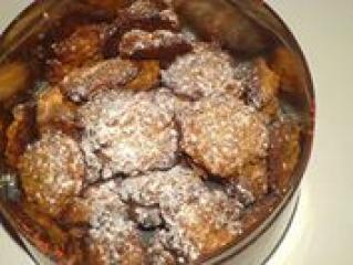 Zdravi integralni keksići s brusnicama