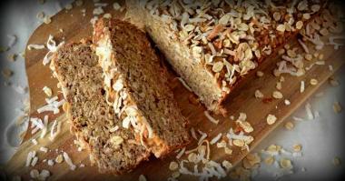Kruh brez kvasa (primeren za ljudi z želodčnimi težavami)