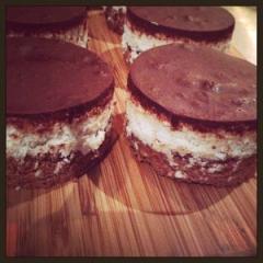 Kokosove mini tortice