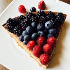 Cheesecake brez greha