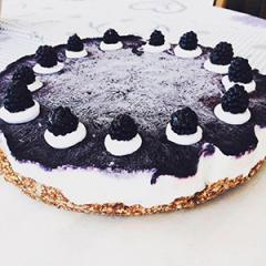 Sirovi cheesecake s kupinama