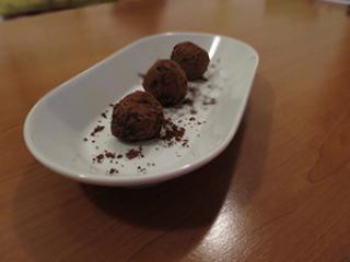 Easy presne čokoladne kroglice