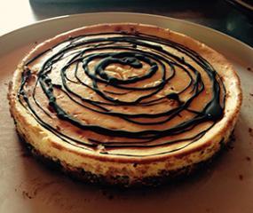 Nizkohidratna torta brez glutena