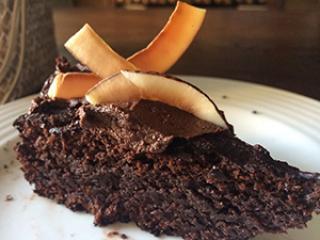 Nizkohidratna tortica brez moke