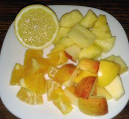 Detox voćni sok