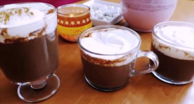 VIDEO: Zdrava vroča čokolada na 3 načine