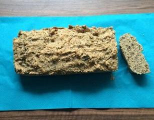 Domaći LCHF kruh od bademovog brašna