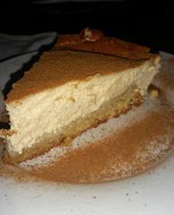 Niskohidratna cimetova tortica