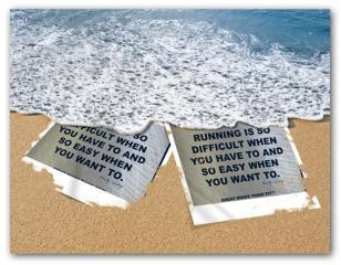 Motivacijske misli koje će ti pomoći tijekom trčanja