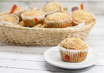 Kokosovo bananini muffini