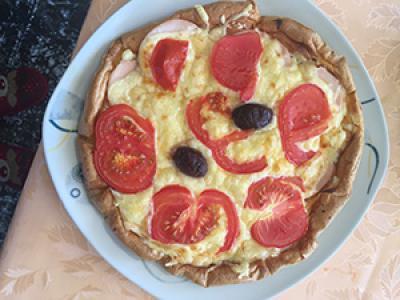 Okusna in enostavna pica brez OH